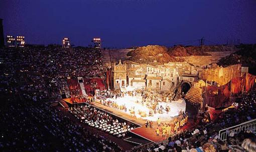 """Cairo, il """"Gruppo Amici della Musica"""" torna all'Arena di Verona in occasione della stagione lirica 2018"""