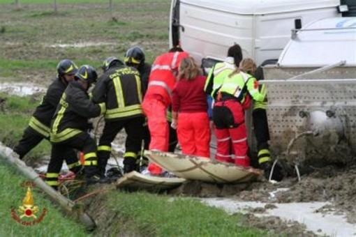 Borgo San Dalmazzo: grave incidente stradale in via Ambovo, muore 13enne valbormidese