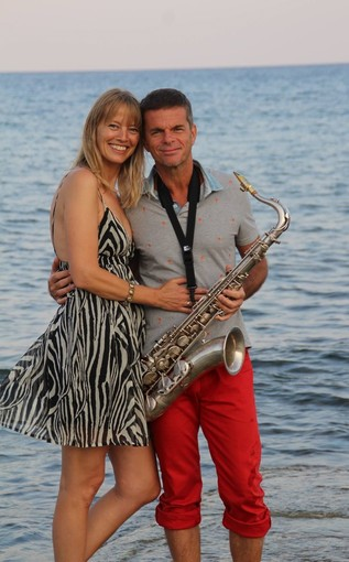 Il duo musicale Nina & Simone in programma per il 24 aprile al Tagliaferro ad Andora