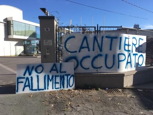 """Mondomarine, Melis (M5S) incontra i lavoratori in assemblea: """"Salvaguardare occupazione ed eccellenza della cantieristica savonese"""""""