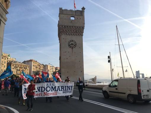 Savona, il cantiere Mondomarine valutato 3 milioni di euro: la prima offerta è della Palumbo