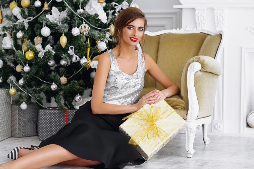 eb0d39dda816 Qualche idea per come vestirsi ed essere alla moda a Natale. Natale e  Vigilia 2017