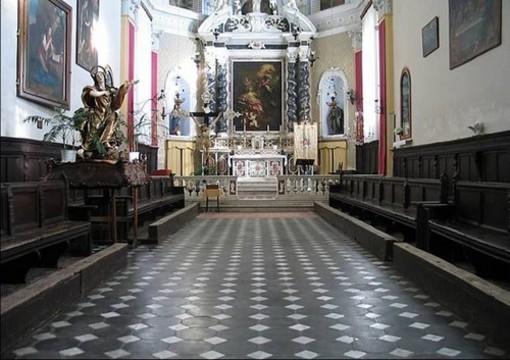 Laigueglia, l'oratorio di santa Maria Maddalena spegne 400 candeline