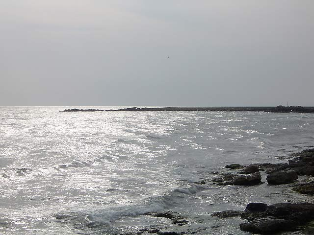 Bagni Pescetto Albisola Superiore : Albisola contro le mareggiate molo frangiflutti rinforzato