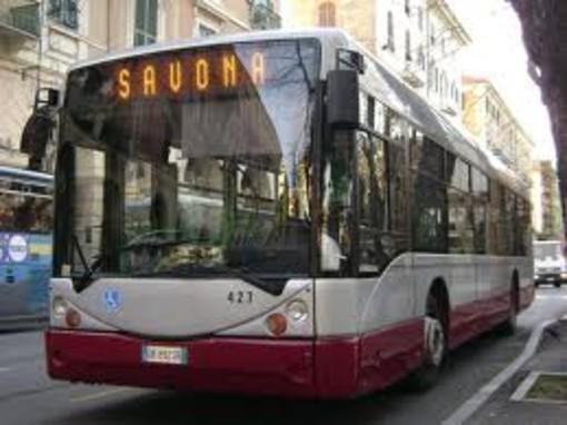 Savona, variazione servizio bus per la fiera di Santa Lucia