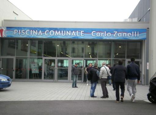 Savona: piscina Zanelli chiusa per allerta meteo