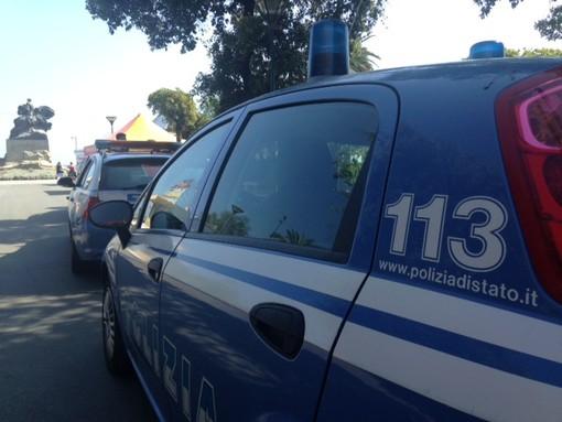 Controlli della Polizia di Stato ad Alassio e Albenga: identificate 50 persone e controllati 30 veicoli