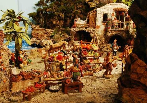 Finale Ligure, dal 7 dicembre visitabile il presepe della Chiesa dei Neri