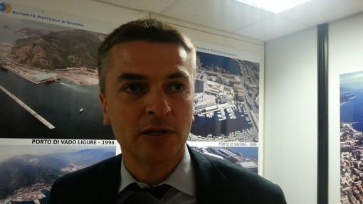 Edoardo Rixi, assessore regionale allo Sviluppo economico e all'Energia