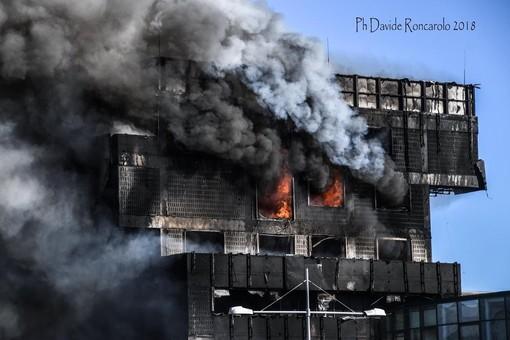 Rogo della palazzina dell'Autorità Portuale a Savona, per il pm nessun responsabile