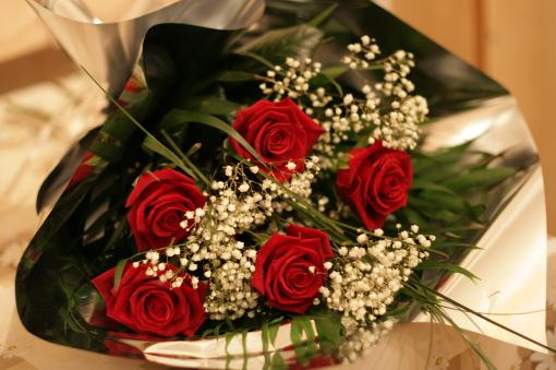 Mazzo Di Fiori Tumblr.San Valentino Quali Rose Regalare Ecco I Consigli Di