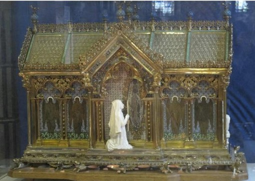 Savona, in arrivo al Santuario la reliquia di Santa Bernadette