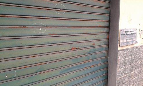 Ufficio Per Geometra : Ceriale nuovi risvolti per il caso degli spari all ufficio