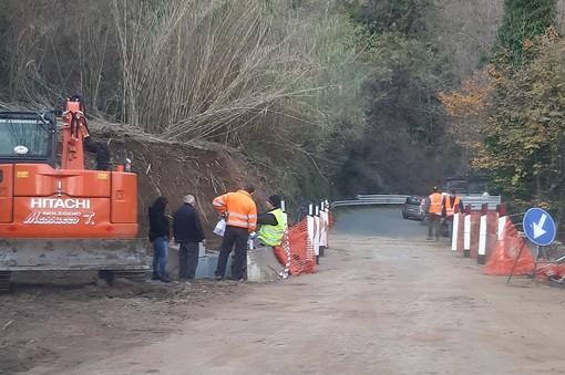 Sp42, terminati i lavori di messa in sicurezza sul ponte a Stella San Martino