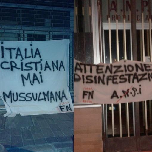 """A Finale Ligure l'evento """"L'ANPI non si tocca"""", a seguito dei fatti di Savona"""