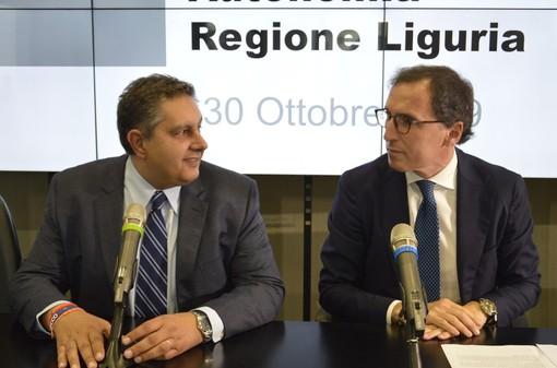 Toti pensa alla gestione regionale delle autostrade con l'autonomia (VIDEO)