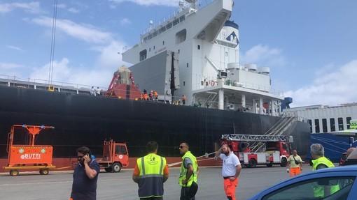 """Tragedia al porto di Savona, Melis (M5S): """"Non è accettabile perdere la vita nello svolgimento delle proprie mansioni"""""""