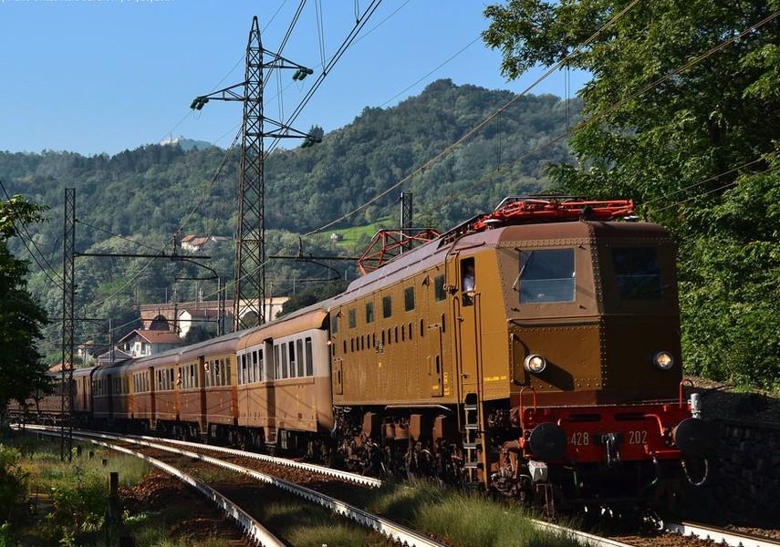 domani viaggio in treno storico savona taggia per salutare