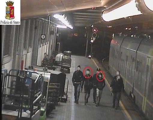 Treno dei vandali: spunta una nuova testimone a bordo del Ventimiglia-Torino