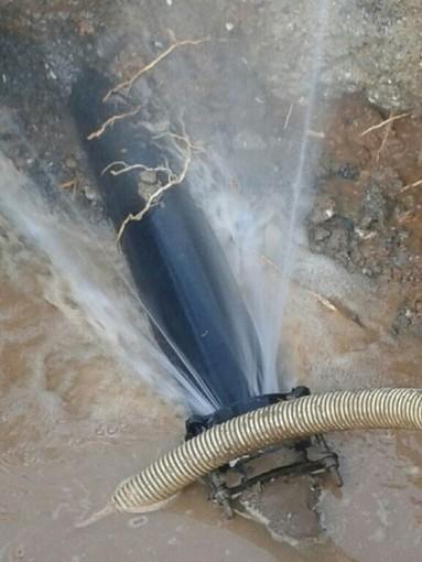 Torna l 39 acqua ad andora il guasto all 39 acquedotto stato for Riduzione del rumore del tubo dell acqua
