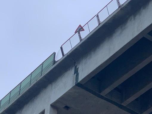 """Varazze, il Comitato del Viadotto Teiro si riunisce in emergenza: """"La caduta poteva provocare dei morti"""""""