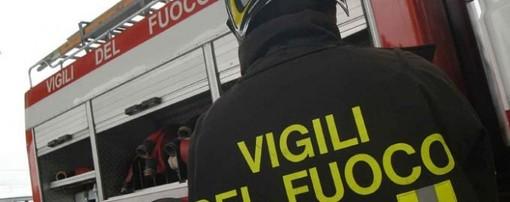 Biker cade tra Finalborgo e Orco Feglino: soccorso dai vigili del fuoco e dalla croce verde