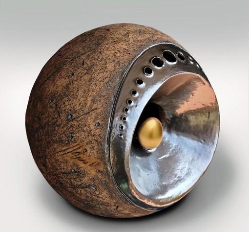 Per Vetrine d'artista a Savona esposizione di Paolo Pastorino