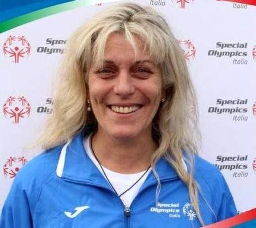 Lucia Zulberti, coordinatore tecnico nazionale di nuoto Special Olympics, a Savona per un seminario di formazione