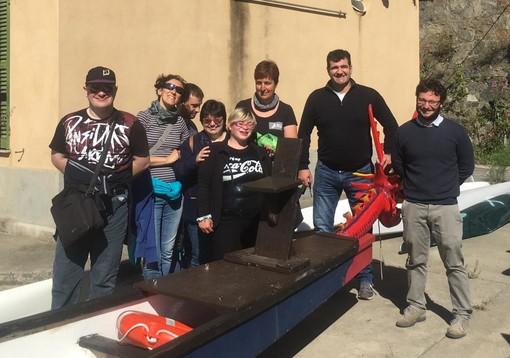 Canottieri Sabazia: concluso al Porto di Savona il progetto Oso-Paddleability
