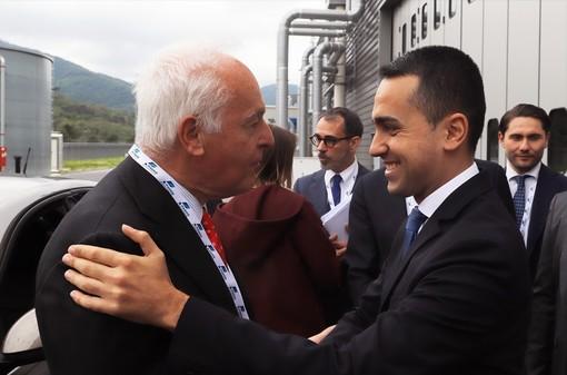 """Piaggio Aerospace, il commissario Vincenzo Nicastro: """"Visita Ministro Di Maio forte segnale di attenzione verso l'azienda"""""""