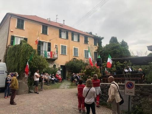 Stella San Giovanni rende omaggio al Presidente Sandro Pertini per i 125 anni dalla nascita (FOTO)