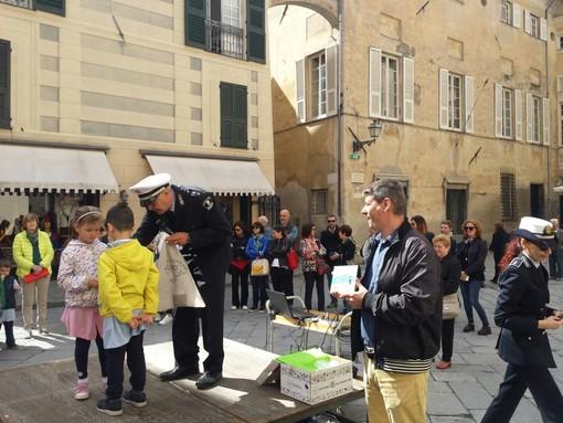 """Ad Albenga: """"La Giornata dell'Educazione Stradale e della Legalità"""""""