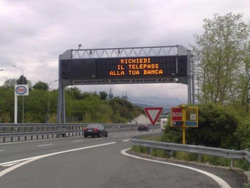#Infoviabilità: chiuso l'allacciamento della A7 con la A10 Genova-Savona