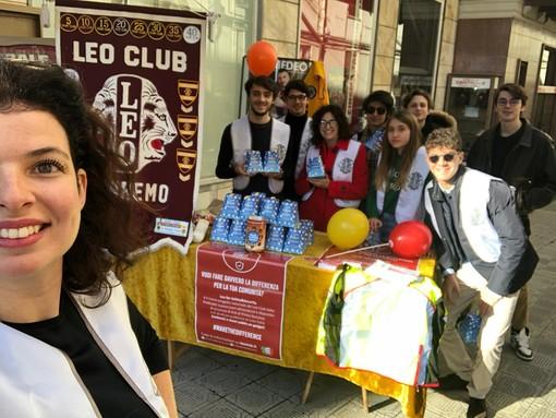 Dai Leo Club della Liguria di Ponente e del basso Piemonte una raccolta fondi a sostegno degli Enti di Primo Soccorso Nazionali
