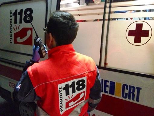 Tamponamento fra furgone e camion sulla Torino-Savona prima di Millesimo, una persona incastrata in codice rosso