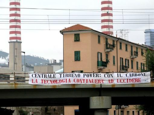 Vado: esposto / denuncia alla Procura di Savona contro Tirreno Power