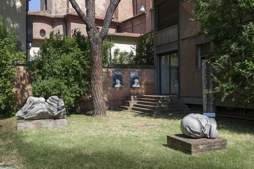 """""""La plasticità del sé (Room 60)"""", di Silvia Celeste Calcagno al Museo Carlo Zauli di Faenza"""