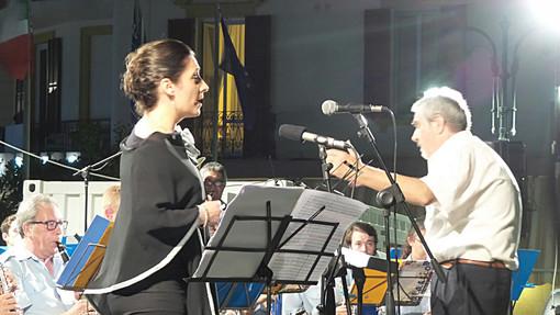 """Successo per il concerto della banda """"Città di Alassio"""" (FOTO)"""