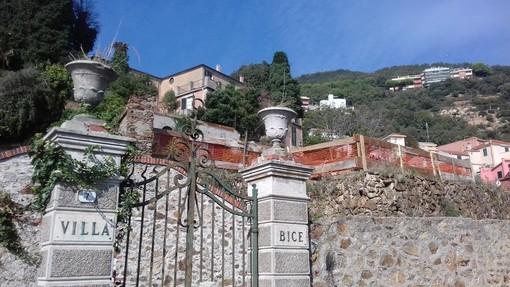 """Bergeggi investe nei recuperi edilizi: rinasce la storica """"Villa Bice"""""""