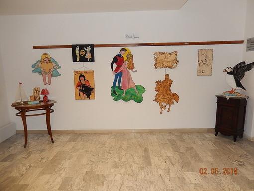 Pallare: presso l'atrio del Comune una mostra dell'artista Franca Berruti