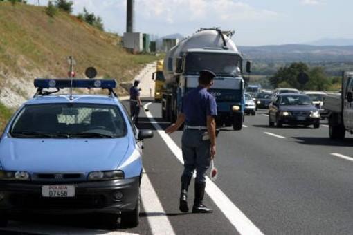 Savona: Pasqua, controesodo controllato dalla Polstrada