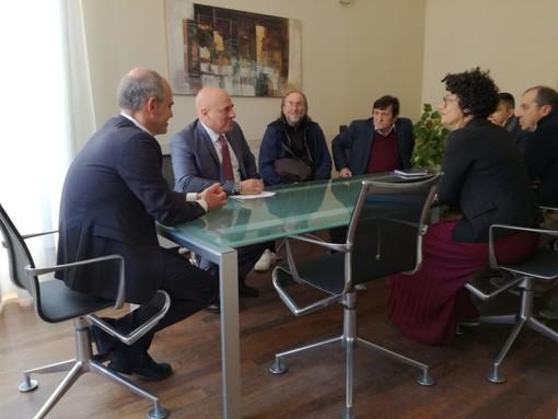 Progetto over 60, Berrino incontra i lavoratori di alcuni comuni della provincia di Savona