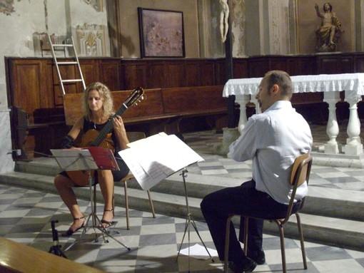 Concerto al Teatro Santa Rosa di Carcare