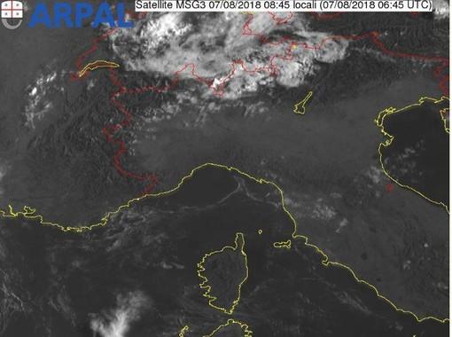 Sempre caldo in Liguria e Arpal ha emesso un altro avviso meteorologico legato all'elevato disagio fisiologico
