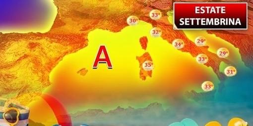 """La Liguria """"contesa"""" tra """"Estate settembrina"""" e freddo balcanico"""