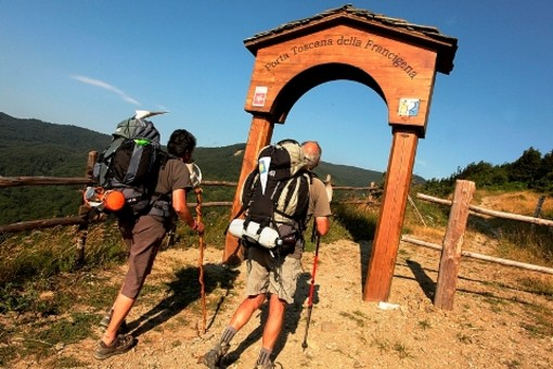 La Via Francigena nuovo set per DigitaLife