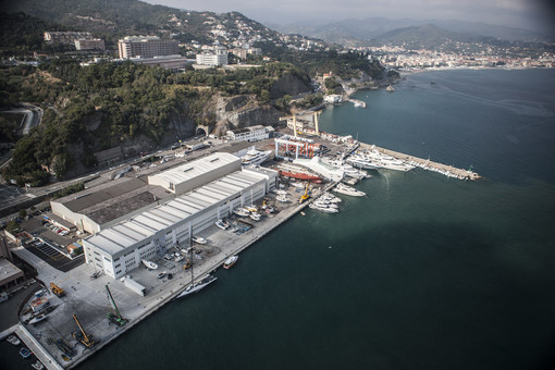 Savona, Palumbo Superyachts acquisisce Mondomarine e diventa sempre più globale