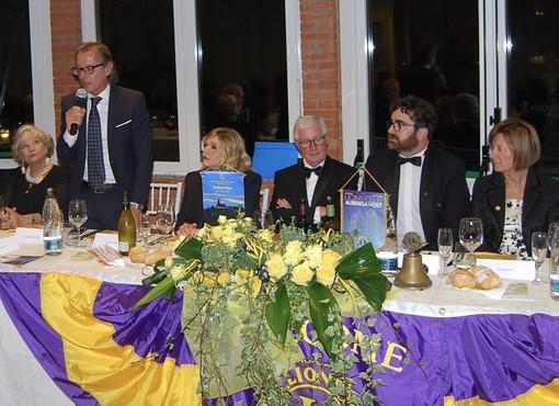 50 anni di Lions ad Albenga: la serata di gala tra storia, autorità ed amici