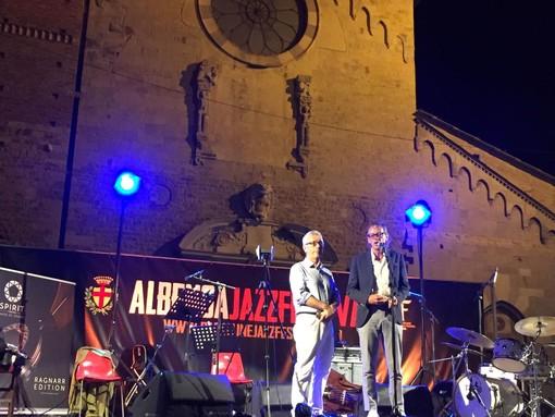 """Si è concluso l'Albenga Jazz Festival, il sindaco Tomatis: """"Tre serate di musica di altissimo livello"""""""