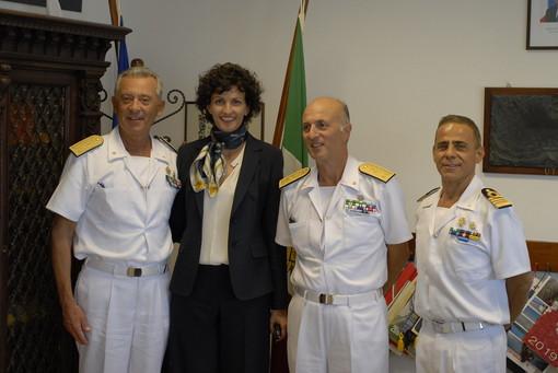 Il Comandante Generale delle Guardie Costiere in visita a Savona, Varazze e Finale